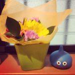 花を飾るという心の余裕を持とう