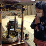この慌しい新年度の時期こそお寺に行って欲しい理由
